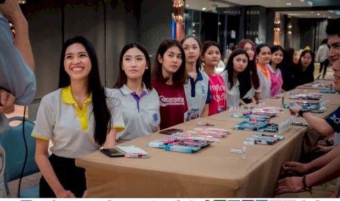 กิจกรรม Work Shop มหาวิทยาลัยหอการค้าไทย